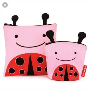 Nwt ladybug children bag set 🐞